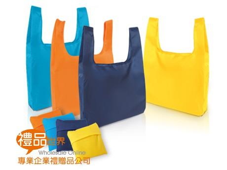 客製化漾彩折疊袋