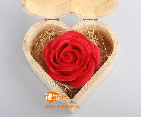 浪漫玫瑰花香皂
