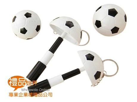 足球造型伸縮筆