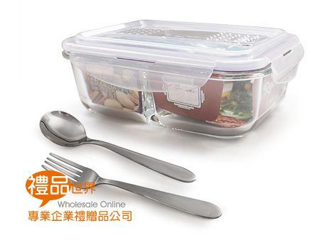 高硼硅耐熱玻璃保鮮盒