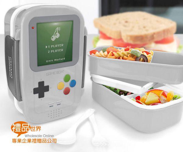 創意造型雙層餐盒