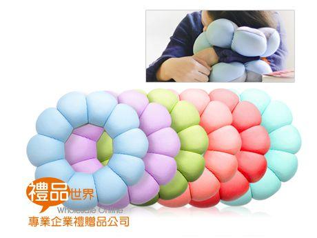 花瓣造型多功能頸枕