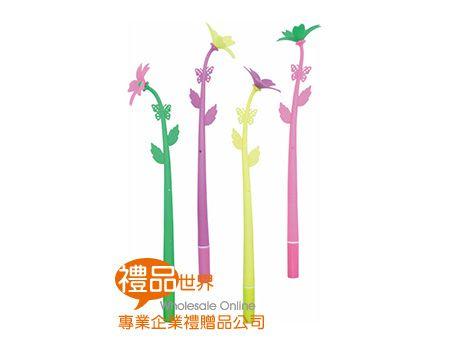 花朵造型中性筆