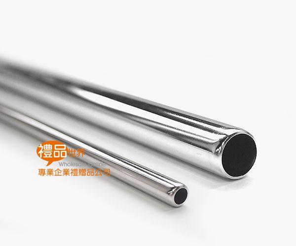 環保不鏽鋼吸管3入組