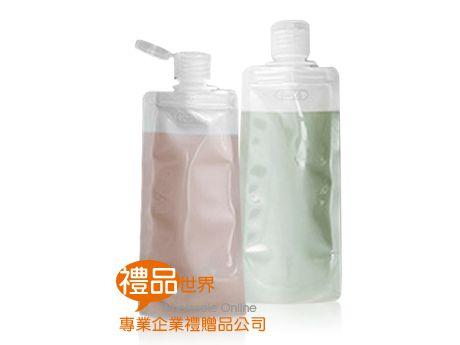 旅行用分裝乳液袋兩件組