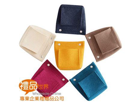 客製化毛氈布包中包