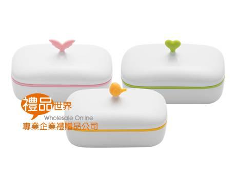 小清新雙層皂盒