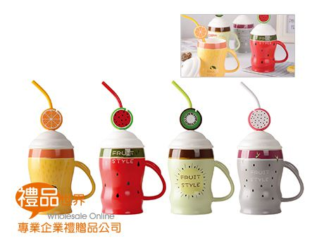 繽紛創意造型水果杯
