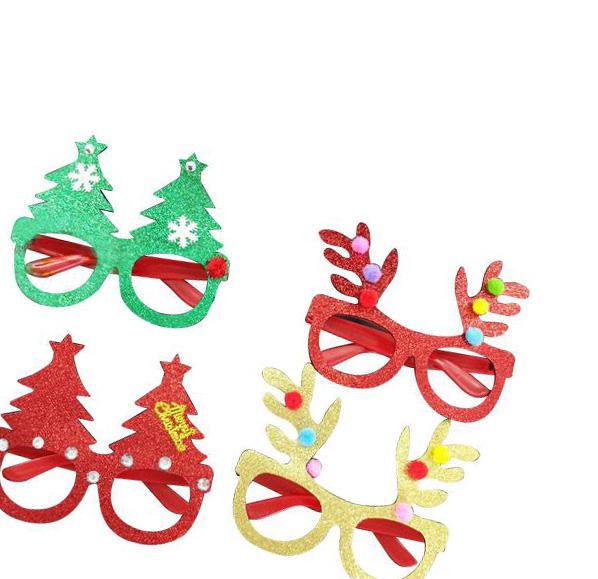 聖誕造型眼鏡