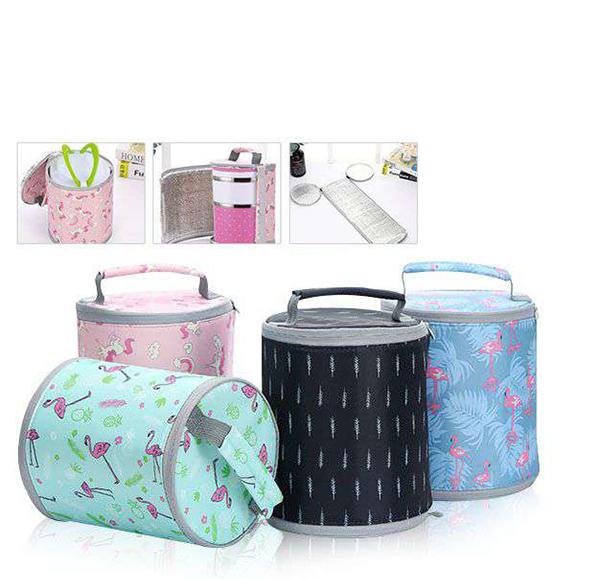 韓式圓型多功能保溫保冷包
