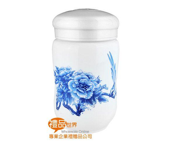 古典陶瓷隨手杯250ml