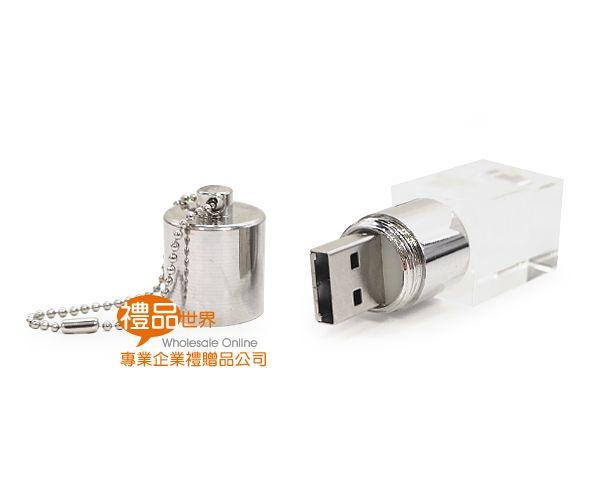 水晶瓶USB隨身碟(A)