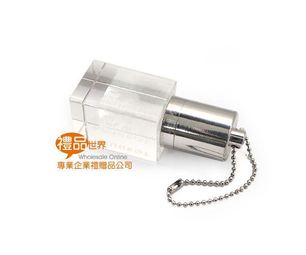 水晶瓶USB隨身碟(B)
