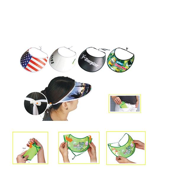 客製化隨時戴抗UV廣告帽