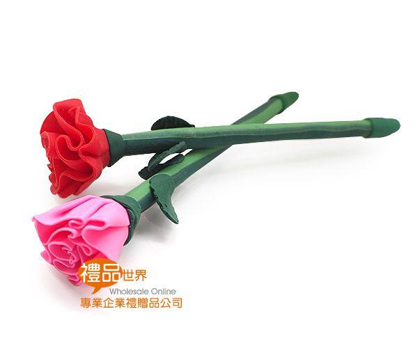 康乃馨造型原子筆