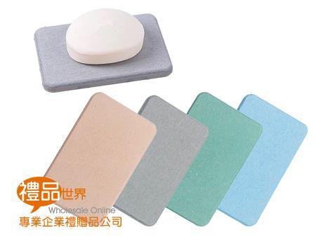 硅藻土香皂吸水墊