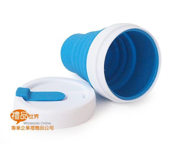 矽膠折疊伸縮杯350ml