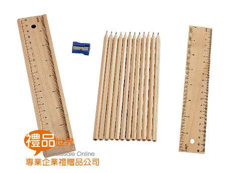 推取式木盒色鉛筆12入