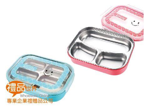 韓式三格餐盒