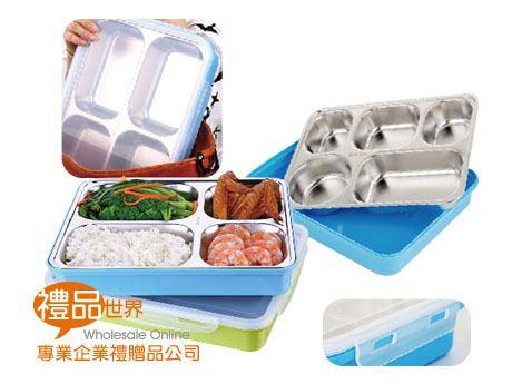 韓式密封五格餐盒