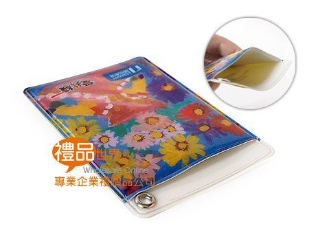 客製化雙層PVC彩色卡套