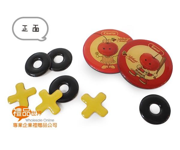 客製化波麗造型磁鐵