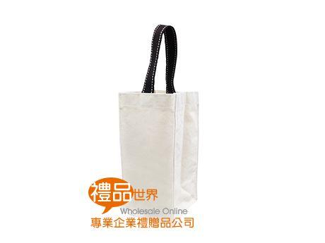 立體帆布單瓶杯袋