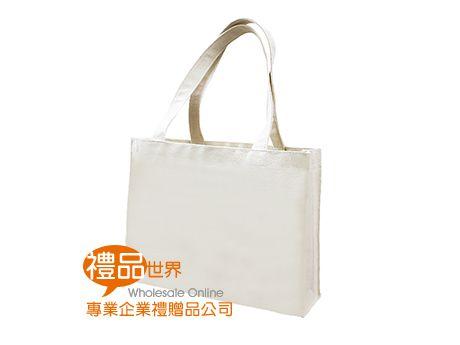 橫式肩背立體袋(小資袋)