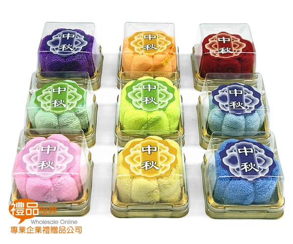 月餅造型小方巾(單入)