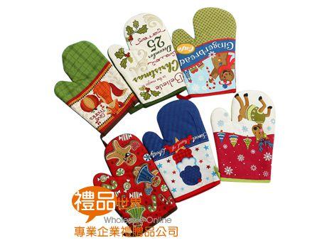 聖誕系列隔熱手套(單入)