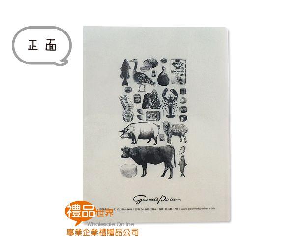 客製化彩色展頁夾(A4)