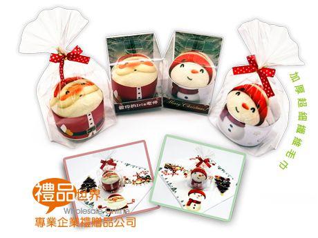 聖誕系列小方巾