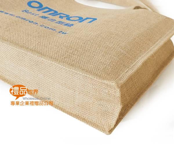 客製化麻布購物袋30x48x10cm