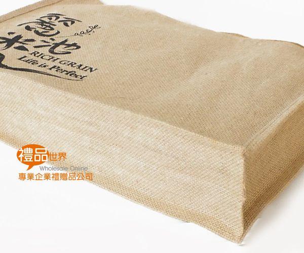 客製化麻布購物袋33x48x11cm