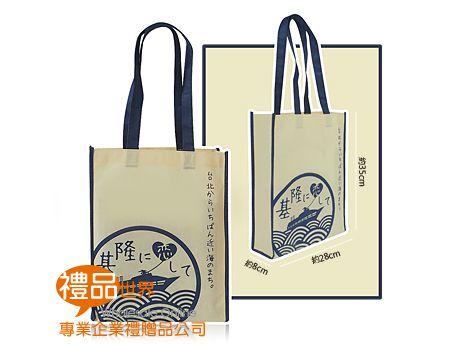 客製化不織布購物袋35x28x8cm