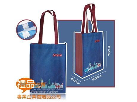 客製化彩色不織布袋36.5x26.5x12.5cm