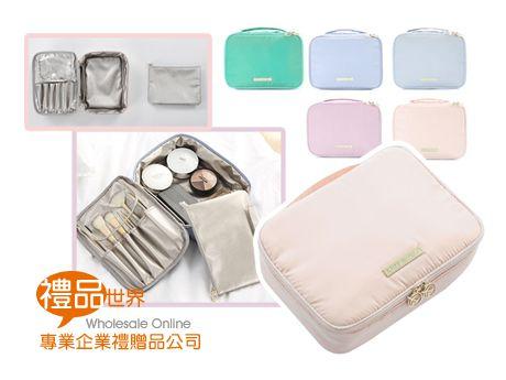 韓版時尚防水化妝包