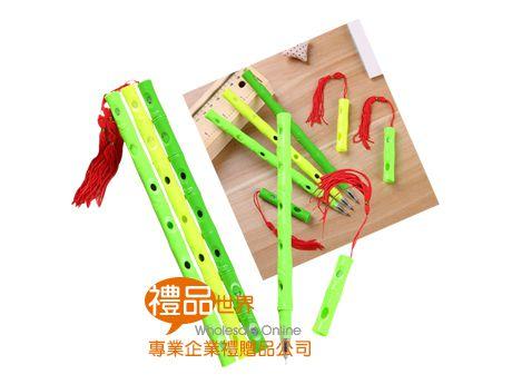 竹笛造型中性筆