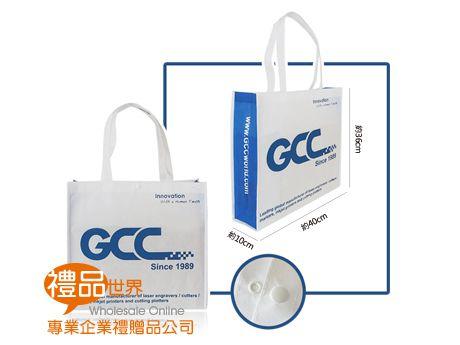客製化不織布購物袋36x40x10cm