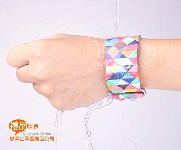 撕不破防水紙手錶