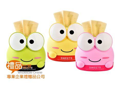 青蛙造型衛生紙盒(小)