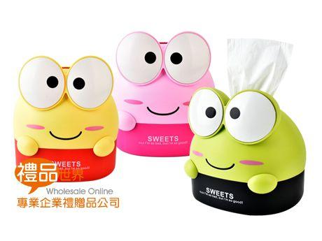 青蛙造型衛生紙盒(大)