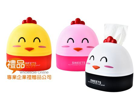 小雞造型衛生紙盒(大)