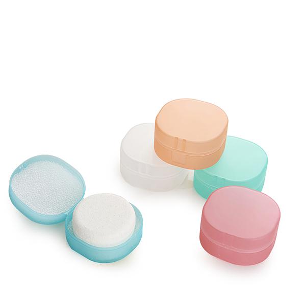 時尚Q版皂盒