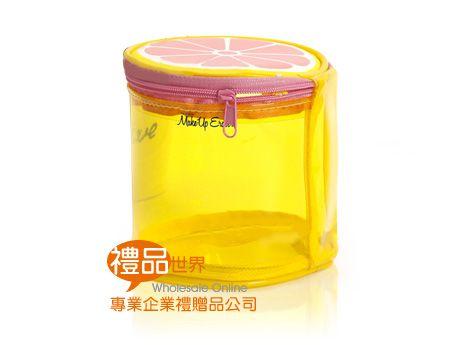客製化PVC圓桶收納包