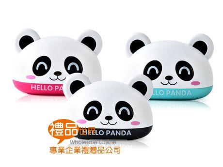 熊貓造型肥皂盒