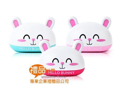兔子造型肥皂盒