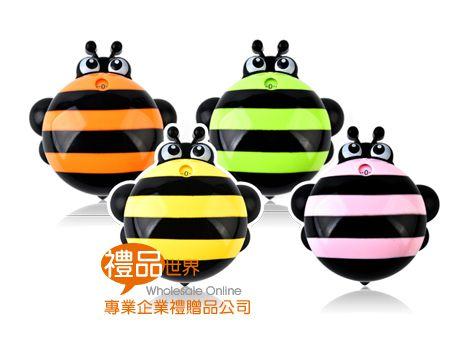 蜜蜂造型磁鐵定時器