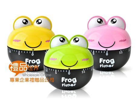 青蛙造型定時器