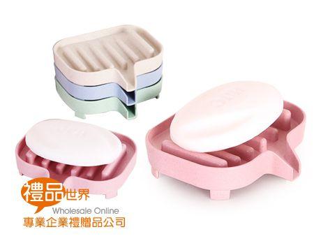 小麥瀝水肥皂盒